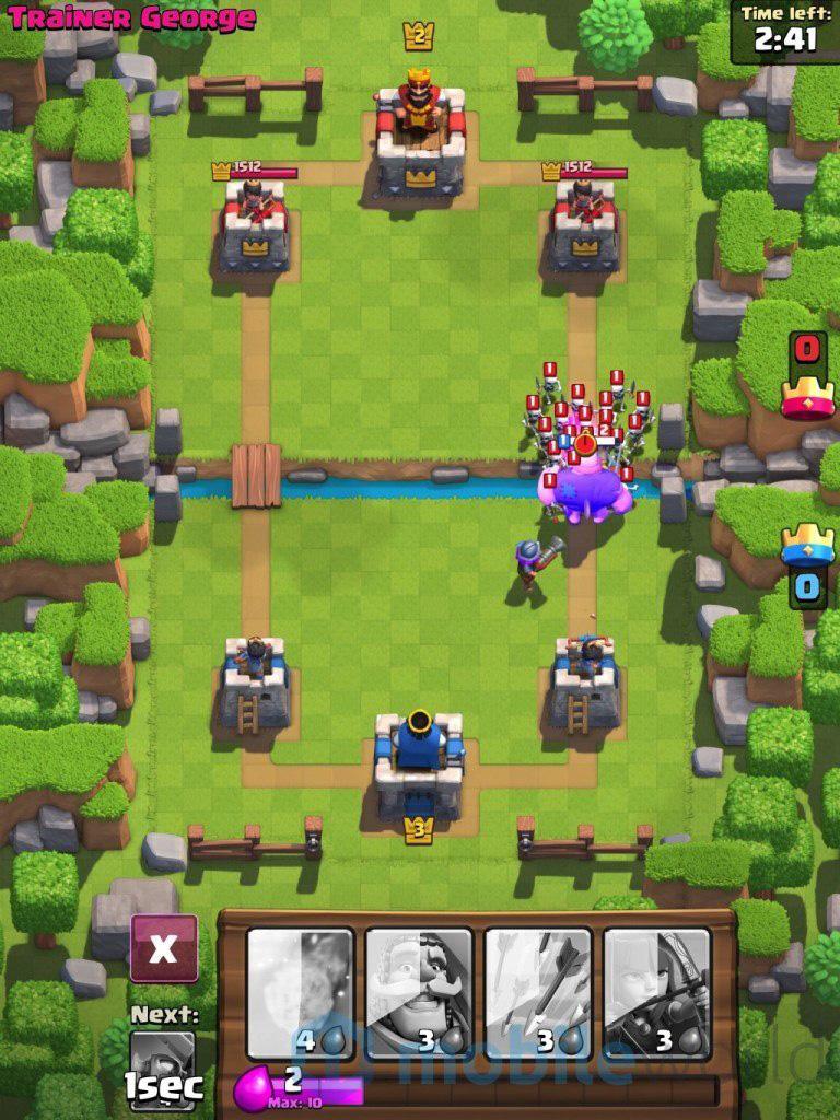 Clash Royale Training