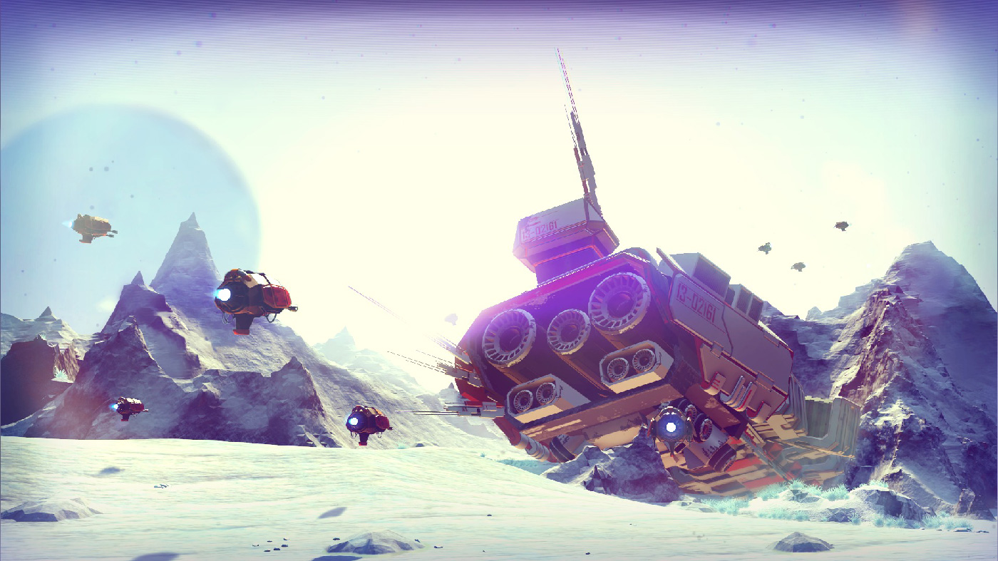 No Man's Sky Crash