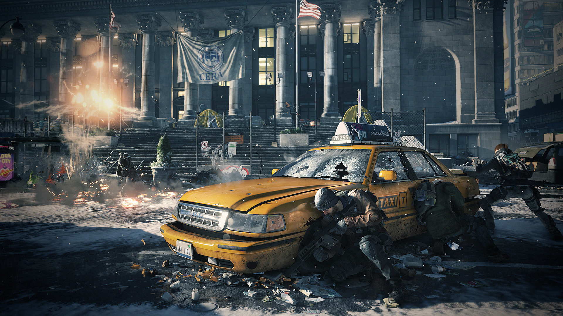 The Division - Where's Uber?