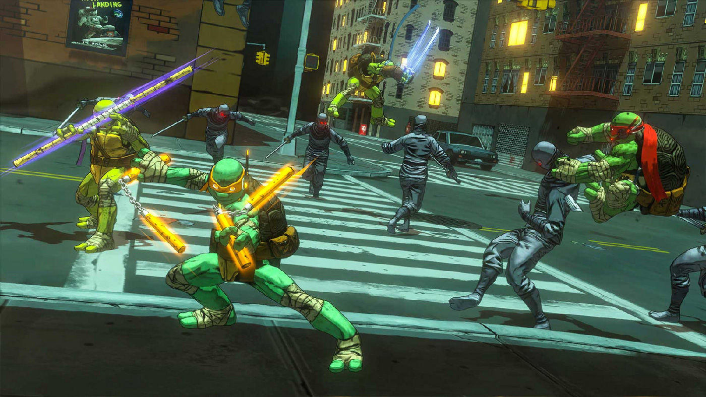 TMNT Mutants in Manhattan