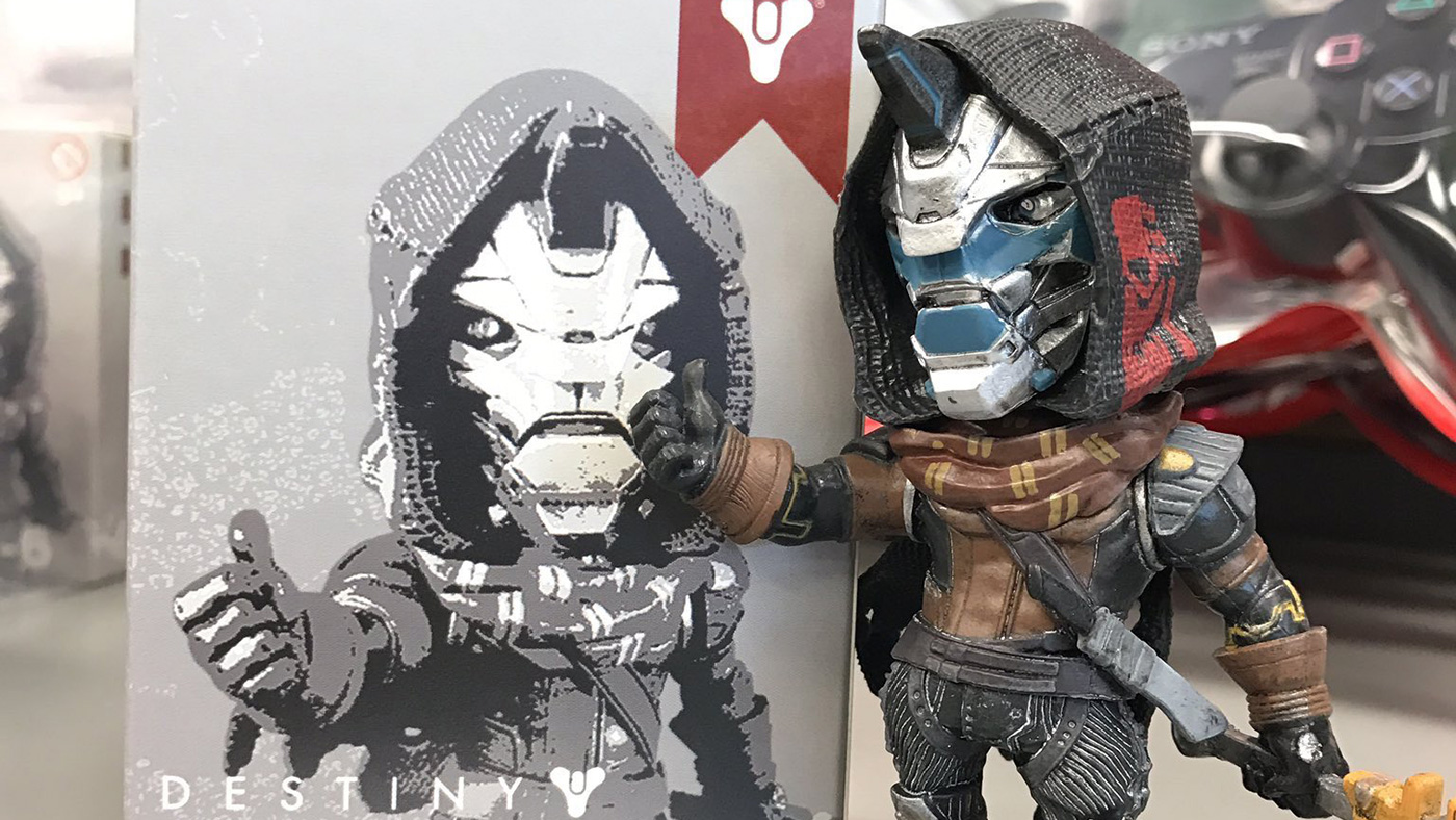 Cayde-6 Action Figure
