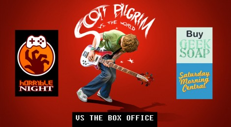 Scott Pilgrim vs The World Screening Indianapolis