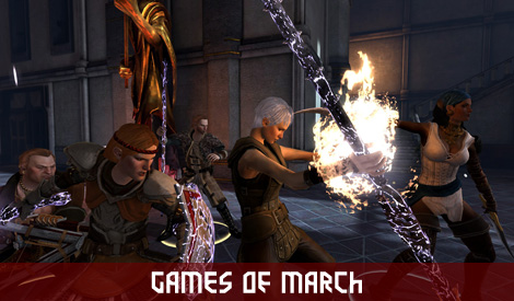 Games of March