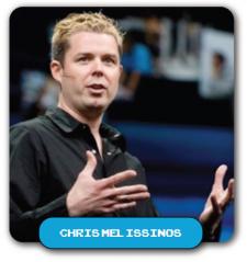 Chris Melissinos