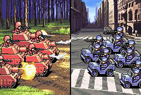 Advance Wars Tanks