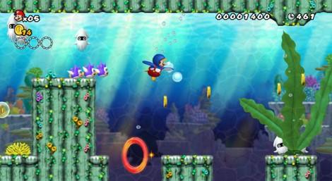 Mario Water
