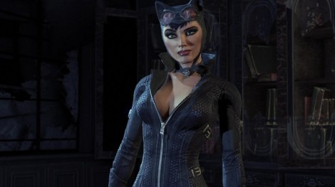 Catwoman - Batman: Arkham City
