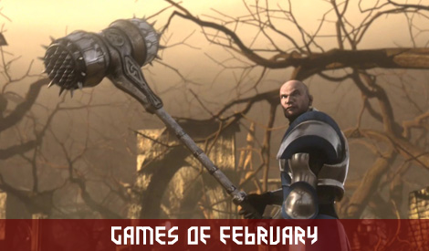 Game of February