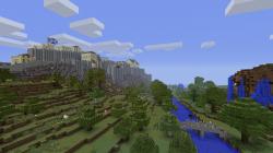 Minecraft Xbox 360 Edition | Big World | Going Indie | Horrible Night