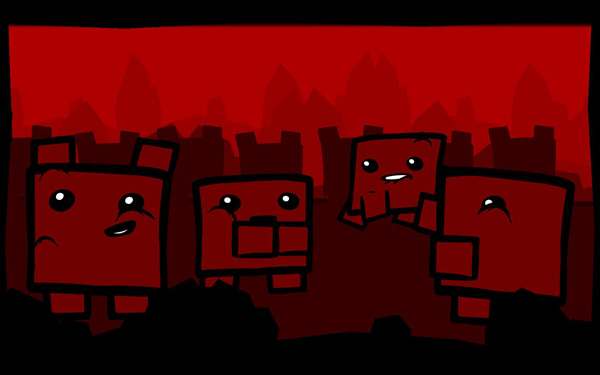 Super Meat Boy Vicotry