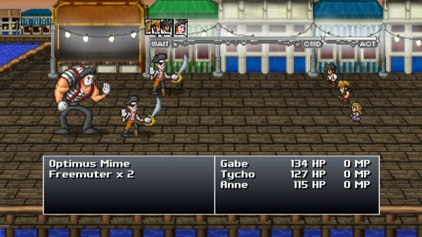 Penny Arcade Adventures Episode 3