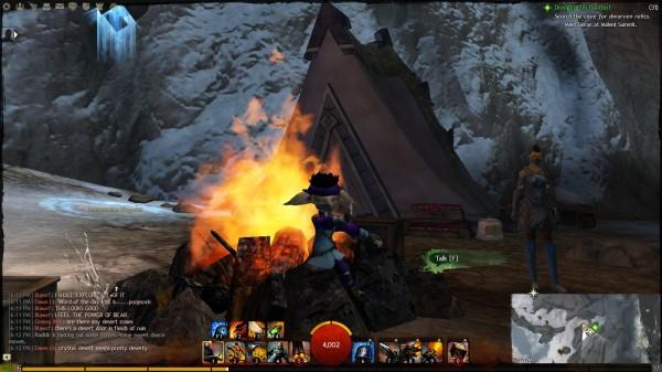 Raddir in Guild Wars 2