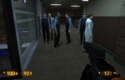 Black Mesa Source Scientists