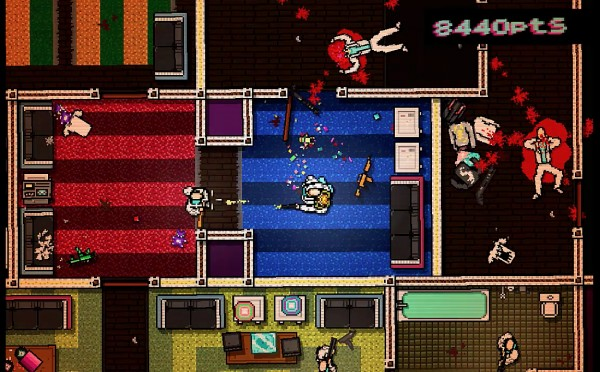 Hotline Miami Action