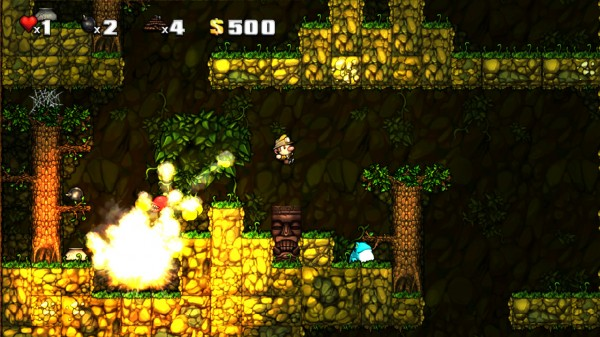 Spelunky on XBLA