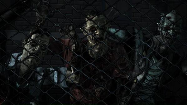 Walkers   The Walking Dead   Horrible Night