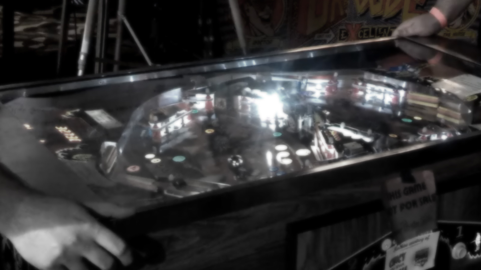 Pins and Pixels – A Walkthrough of Louisville Arcade Expo 2013