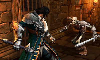 Castlevania: Lords of Shadow – Mirror of Fate Demo Impressions: Heavy Adventure