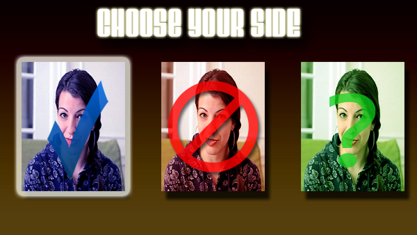 It Doesn't Matter: You Should Be On Team Sarkeesian