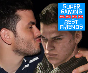 Hold On to Your Humanity – Super Gaming Best Friends Live #206