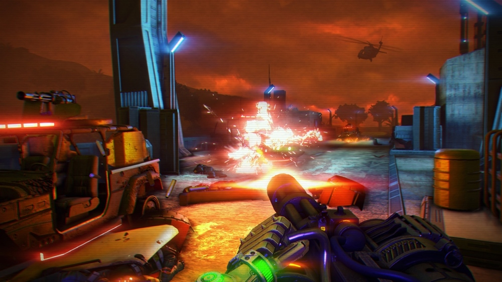 Far Cry 3: Blood Dragon WILL Win Game of the Year Based on Trailer Alone