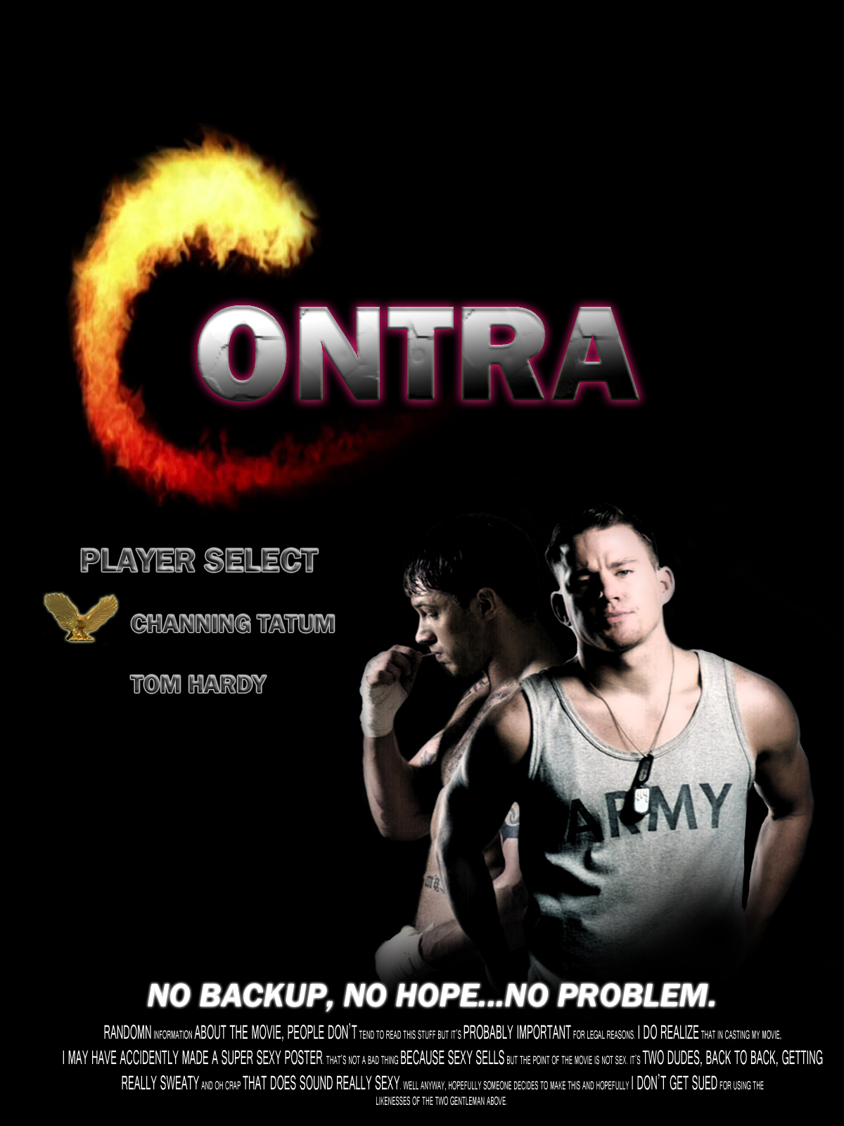 Pitched: The Contra Movie