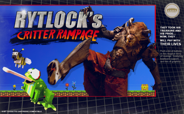 Hey! Play! Rytlock's Critter Rampage – Guild Wars 2′s Retro Platformer is No Joke