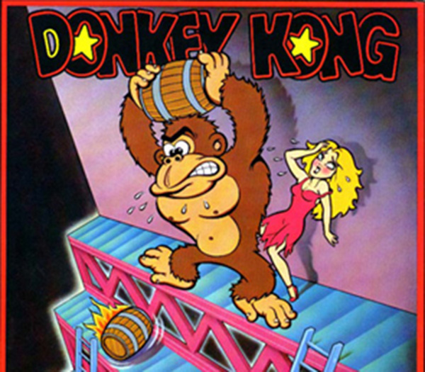 Video Game Memory Leak: Donkey Kong