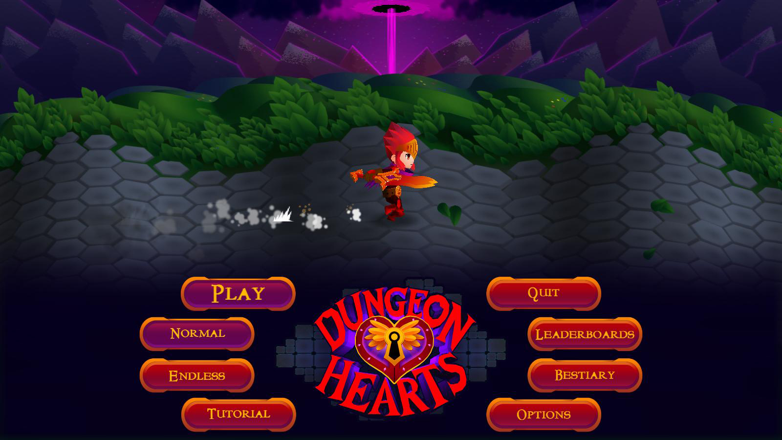 Cheap and Dirty Gamer: Dungeon Hearts Requires No Bribes