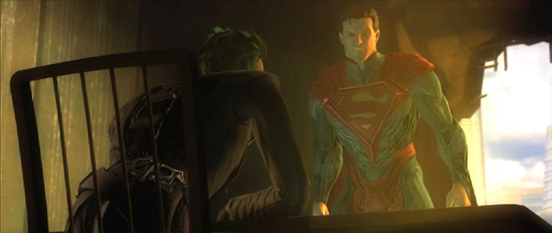 Injustice: Gods Among Us Gamethrough Intro Episode: Who and How Many?
