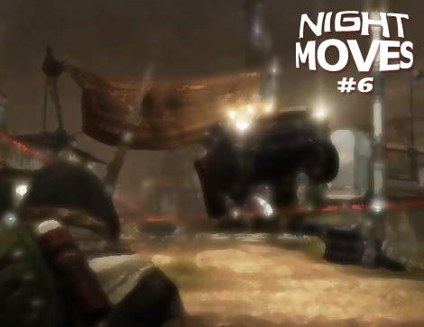 Night Moves Issue 6: We Fixed, the Glitch