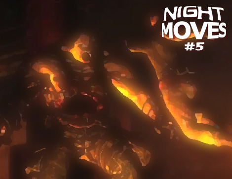 Night Moves Issue 5: Funny Thing About Fear