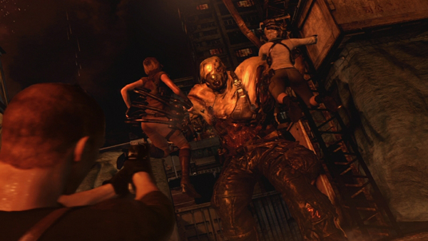 Resident Evil 6 Review: Great Friends, Decent Game