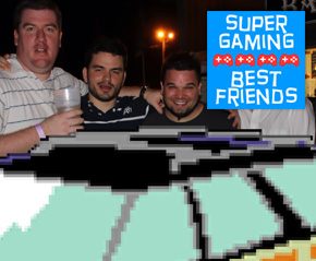 Station Wagon Full of Goofballs – Super Gaming Best Friends Live #207