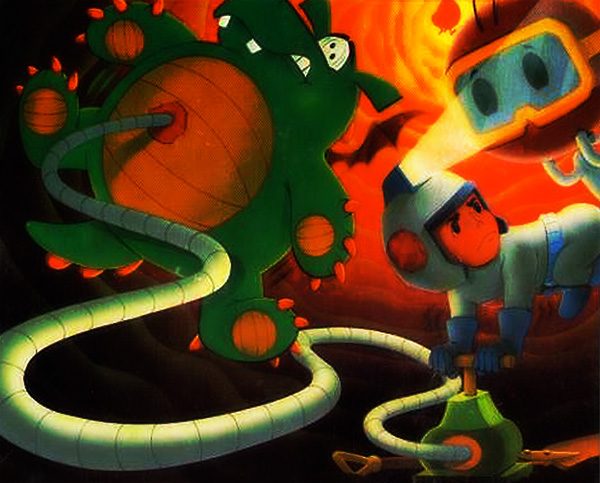 Remake It So: Dig Dug – The First Person Survival Horror Game