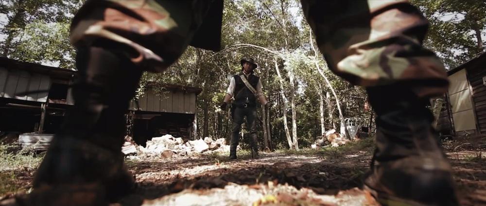 Hey! Watch! John Marston vs Revolver Ocelot Short Film