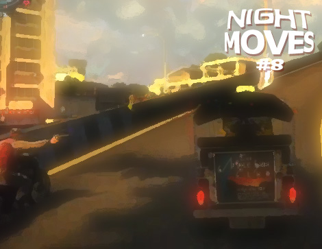 Night Moves Issue 8: Work With Me, Game