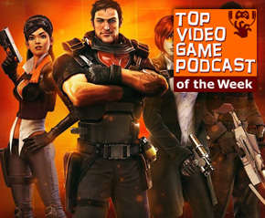 Top Video Game Podcast of the Week #102 – Overfocused