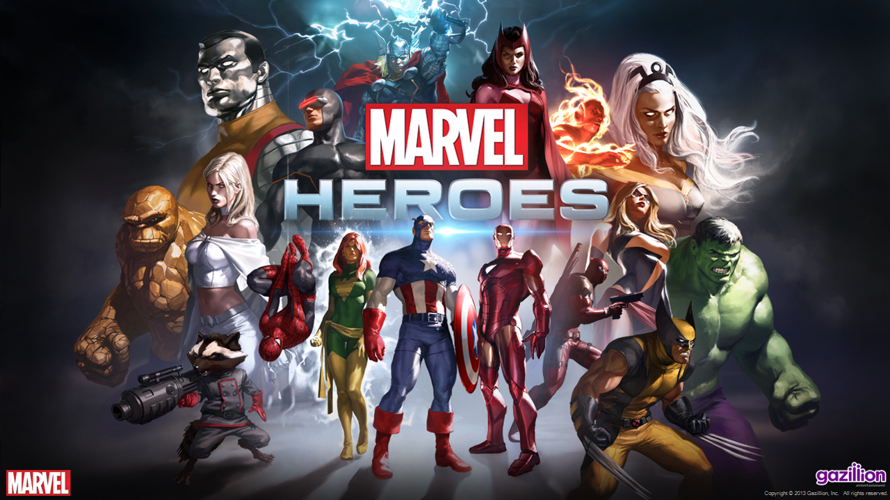 Marvel Heroes Open Review: Seeking Blame for My Indifference