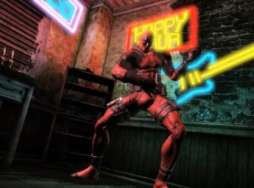 Deadpool Game Curious Video: Now I Hear Voices in My Head