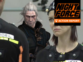 Night Force Action Report #101 – Punch to the Gut