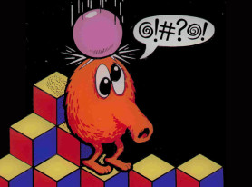 Video Game Memory Leak: Q*bert