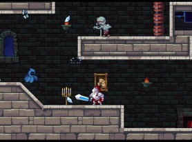 Rogue Legacy Game Curious Video: Heir Apparent
