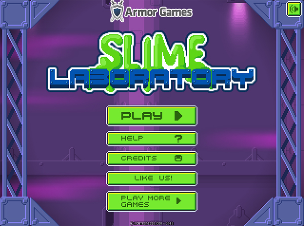 Cheap and Dirty Gamer: Slime Laboratory is the Prequel to a Brawny Commercial