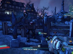 Borderlands 2: Tiny Tina's Assault on Dragon Keep DLC Review: It's About Time