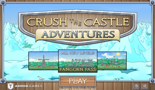 Cheap and Dirty Gamer: I Want to Crush the Castle… Adventures?