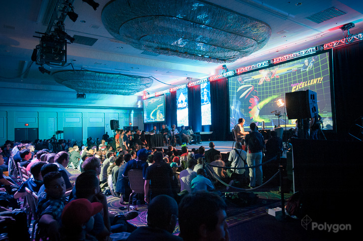 Hey! Look! The Passion of Evo 2013 in Photos