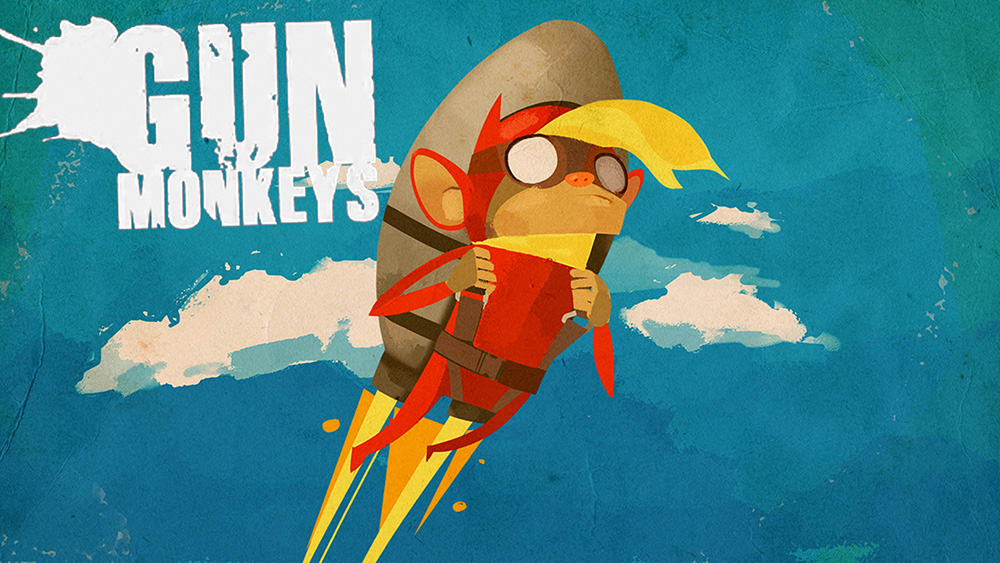 Gun Monkeys Game Curious Video: Aggravated Power Company Employees