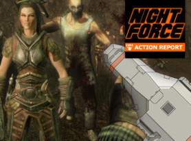Night Force Action Report #103 – I'll Do My Best