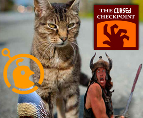 The Cursed Checkpoint #206a – The Michael Stearns StarQuail Interviews: Tiny Barbarian DX Update